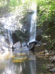 Chongfah Wasserfall