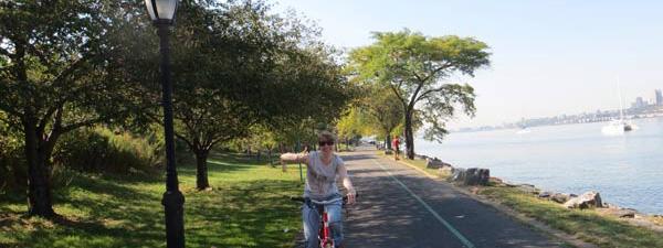 New York Fahrrad Tour