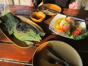 Lecker essen in Khao Lak