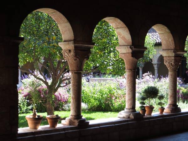 Garten im The Cloisters