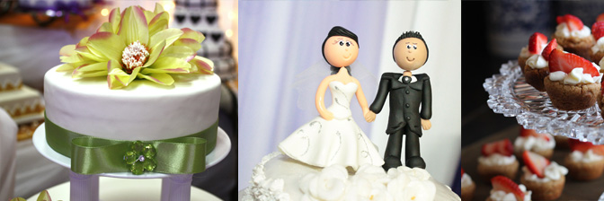 Die perfekte Hochzeitstorte