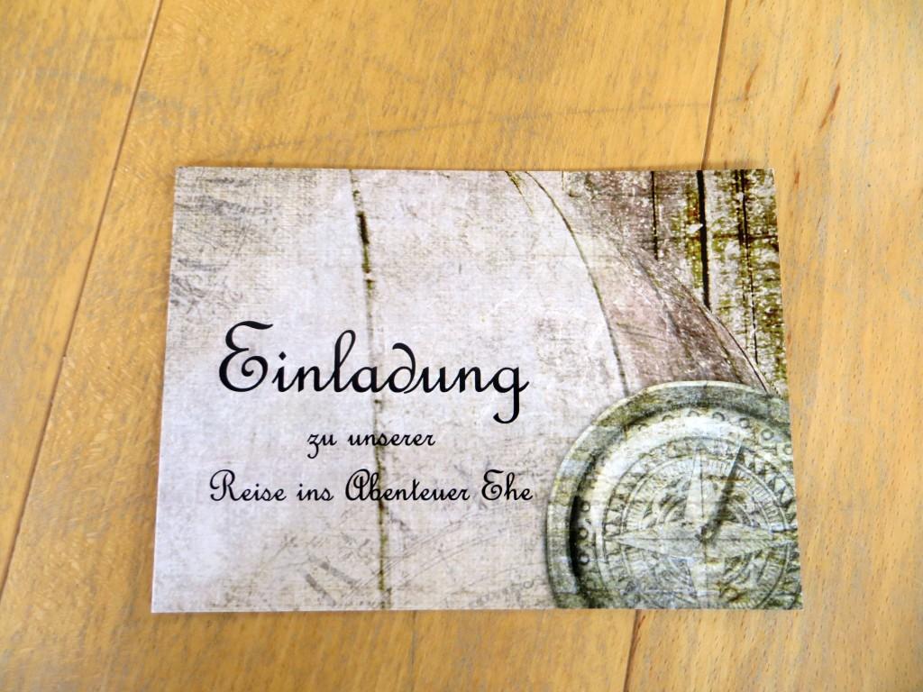 in 7 schritten zur perfekten einladungskarte - lieben leben reisen, Einladung