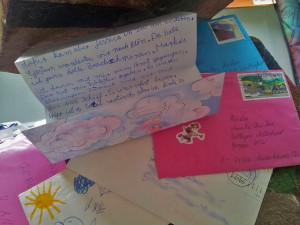 Briefe aus dem Zeltlager