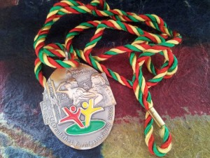 Medaille Deutsches Turnfest