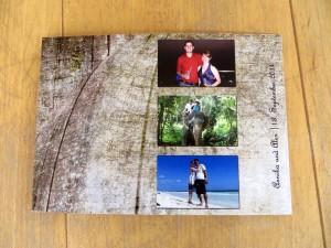 Einladung mit Fotos