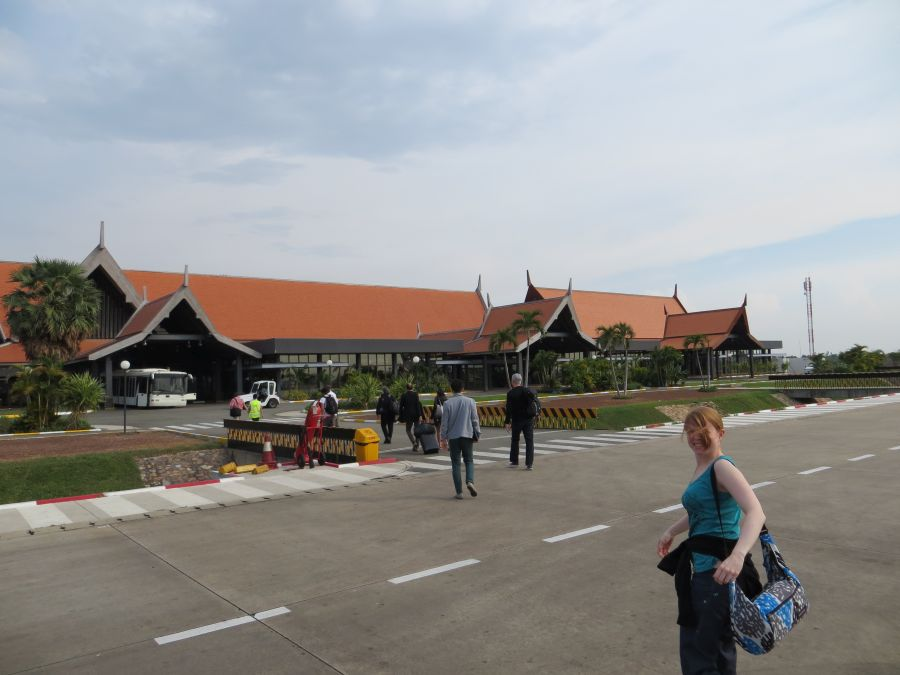 Flughafen Siem Reap