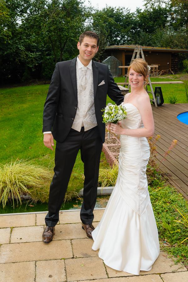 Hochzeitsgeheimnis gelüftet (Foto: Christian Knospe)