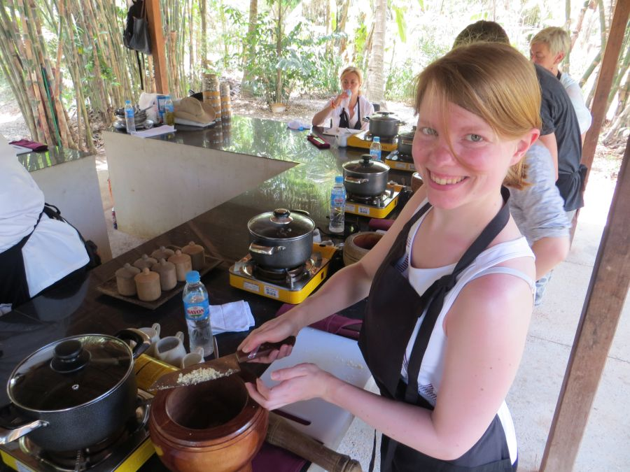 Kochkurs Siem Reap