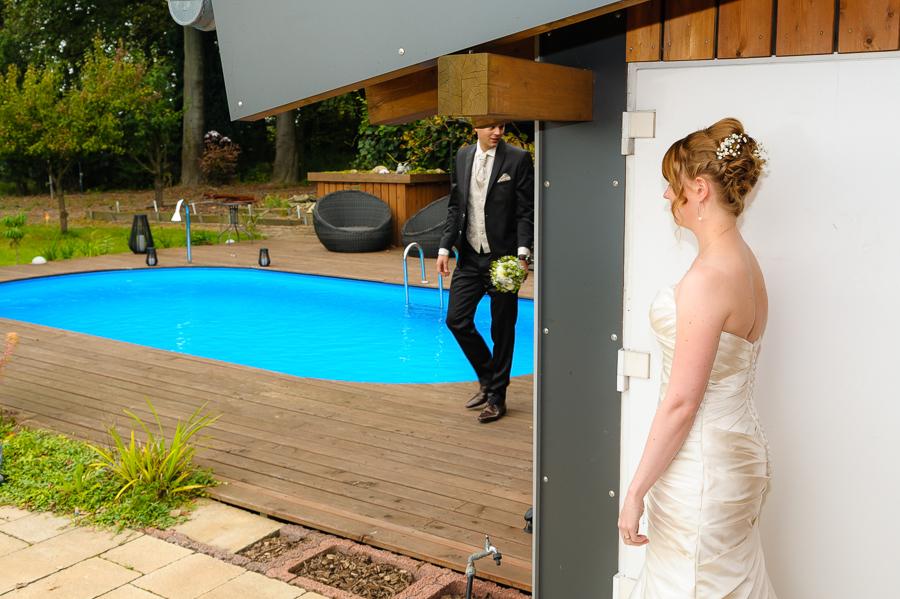 Kurz vor dem Hochzeitsgeheimnis (Foto: Christian Knospe)