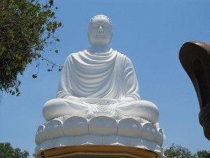 Long Son Pagode Buddha
