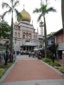 Promenade Arab Street