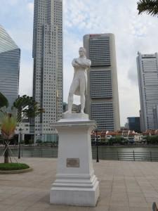 Sir Raffles Statue