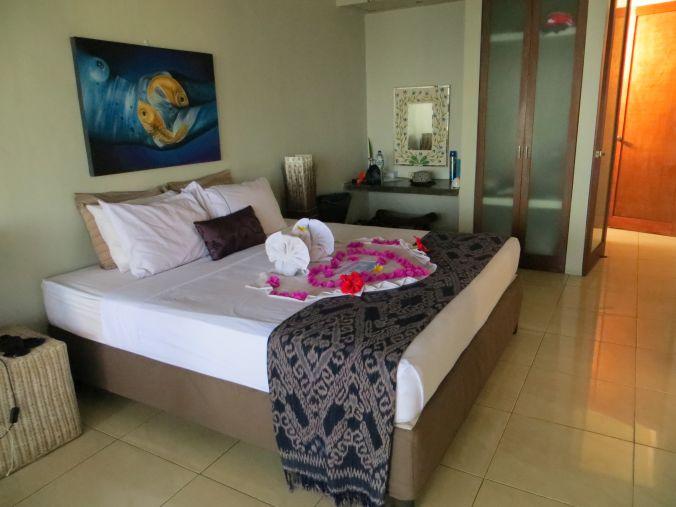Schönes Zimmer im Osten Balis