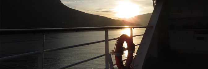 Aida Kreuzfahrt Erfahrung Norwegen