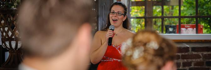 Hochzeitssängerin Laura