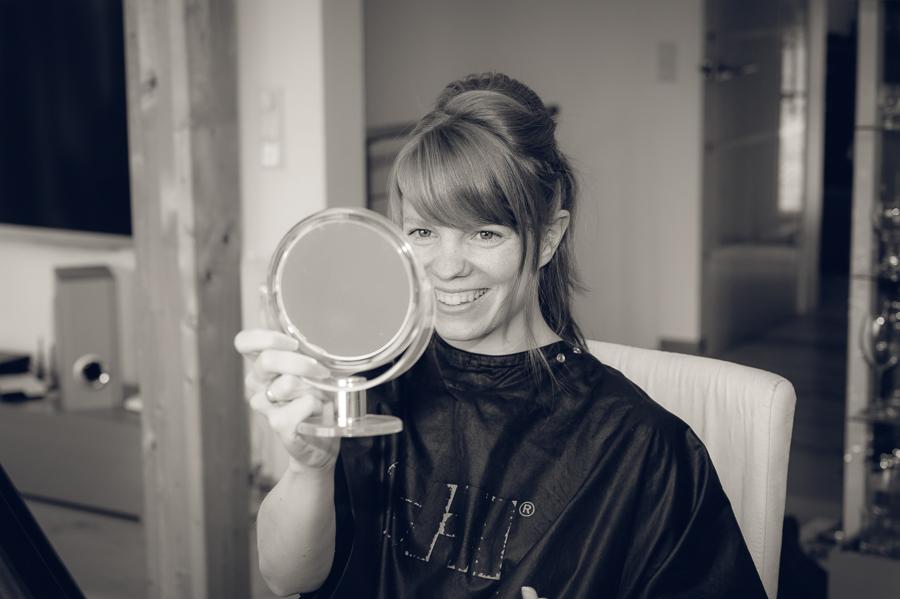 Wichtig: der Spiegel
