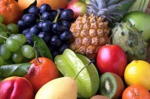 Candybar aus Obst