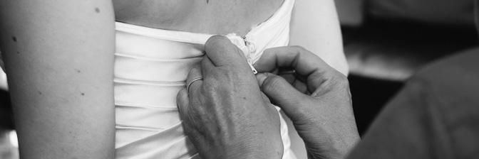 Der Hochzeitsmorgen