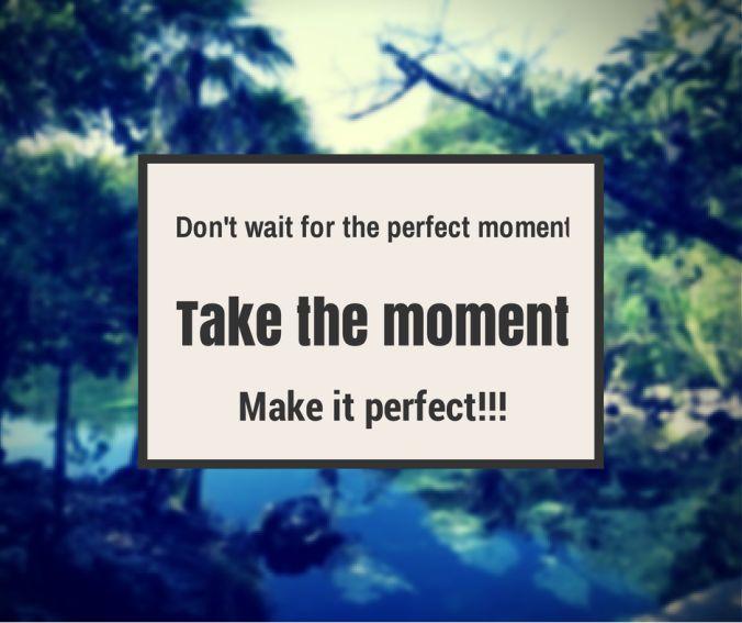 Mach den Moment perfekt!