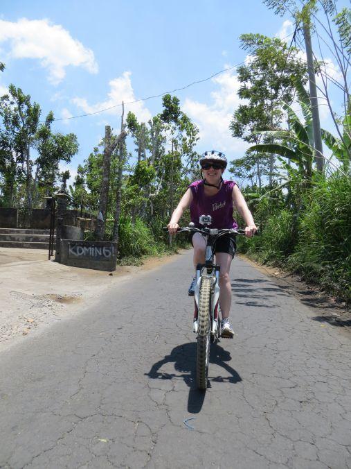 Bali Fahrradtour