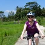 Bali Fahrradtour des Lächelns