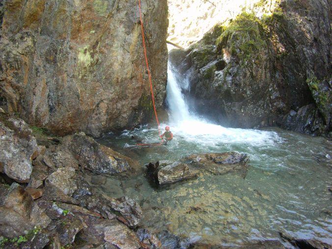 Canyoning Ötztal