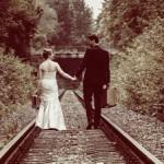 Text für die Hochzeit: Zeitreisen