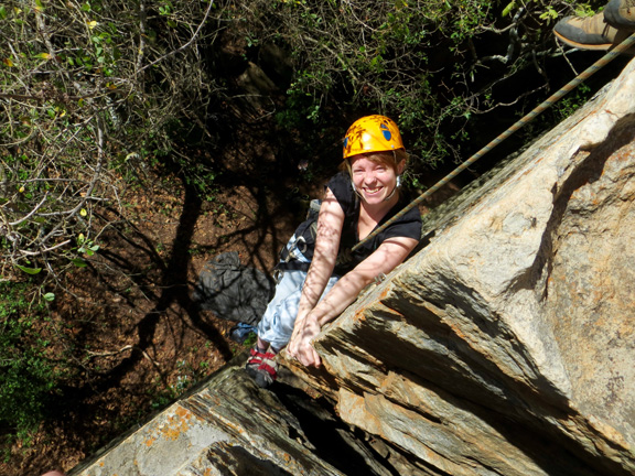 Klettern in Emgwenya