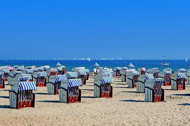 Strandkorb-Idylle