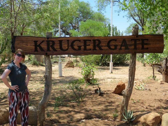 Paul Krüger Gate