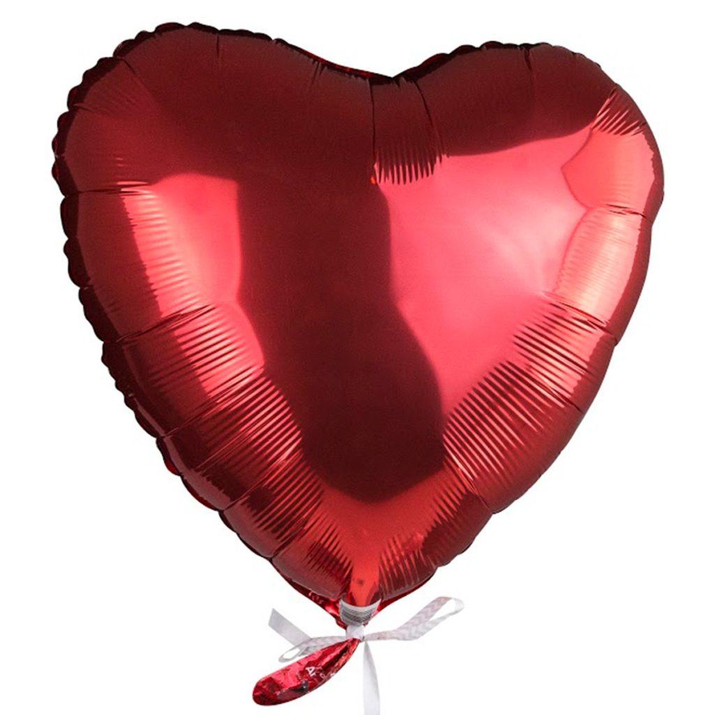 Herzluftballon © geschenkidee.de