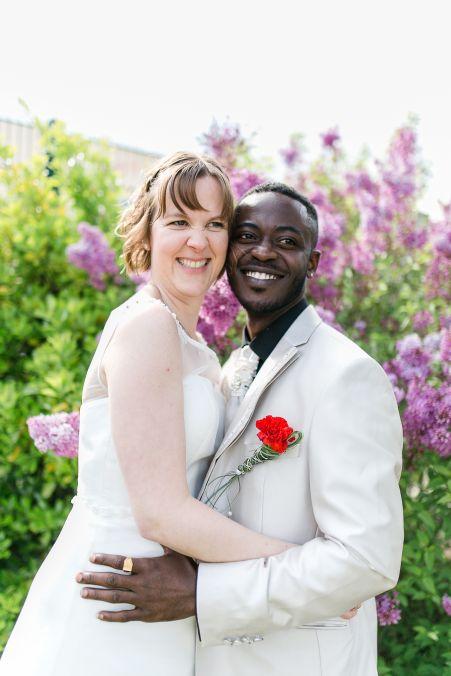 Verliebt am Hochzeitstag