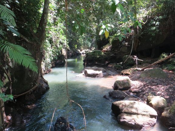 Wunderschöner Fluss