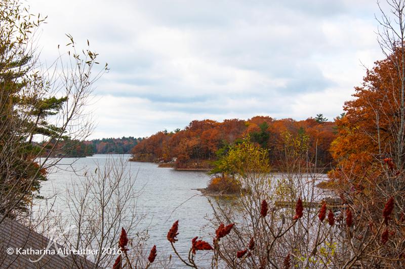 Herbstliches Ost-Kanada