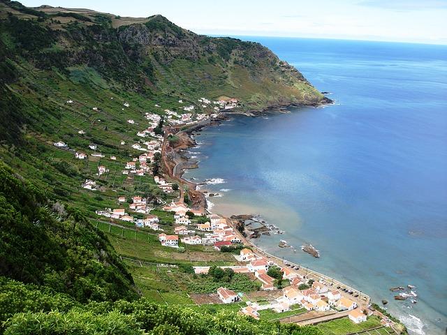 Flitterwochen auf den Azoren