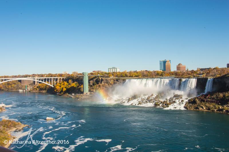 Wunderschöne Niagarafälle