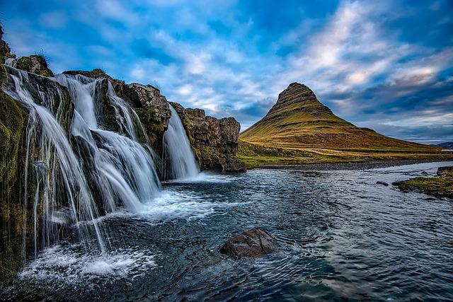 Oder vielleicht nach Island?
