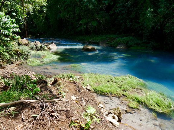 Lagune Azul
