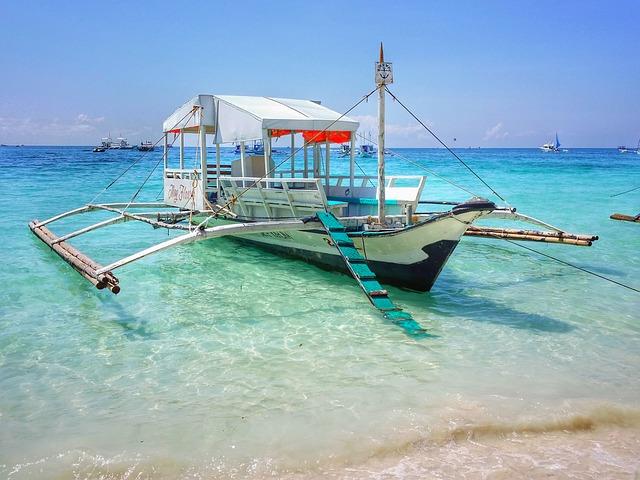 Inselfeeling auf den Philippinen
