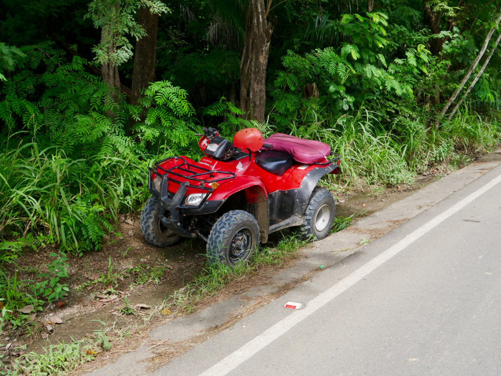 Unser ATV in Costa Rica
