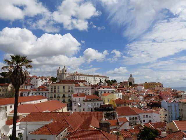 Lissabon: so nah und so schön