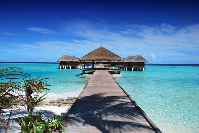 Der Klassiker: Malediven