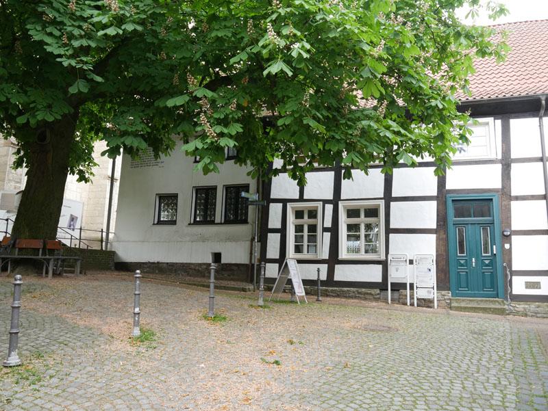 Standesamt Unna: Heiraten im Nicolaihaus