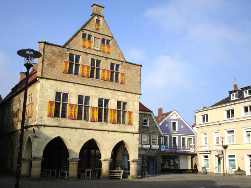 Standesamt Werne: Altes Rathaus