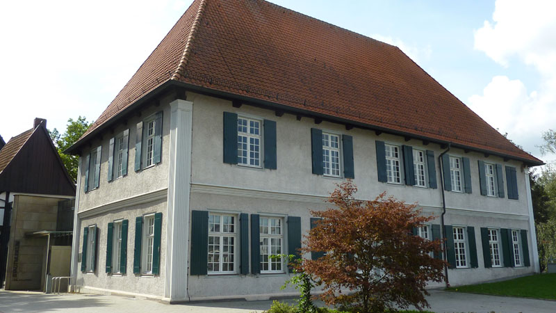 Standesamt Werne: Karl-Pollender-Museum