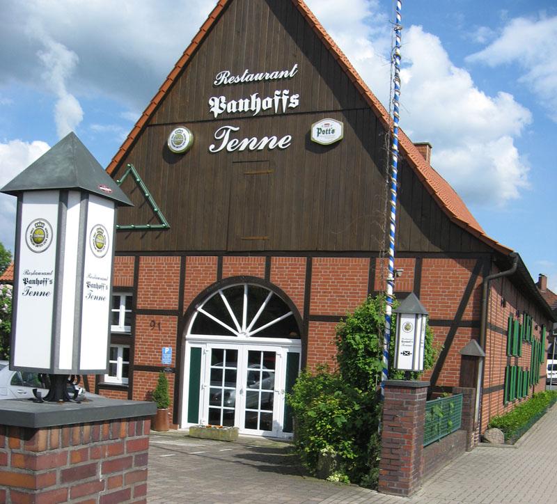 Standesamt Werne: Panhoff-Stiftung