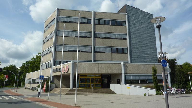 Standesamt Werne: Stadthaus