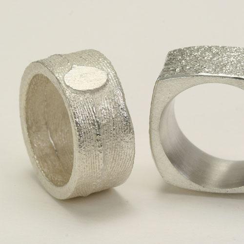 Fertige Ringe | © Birgit Okulla