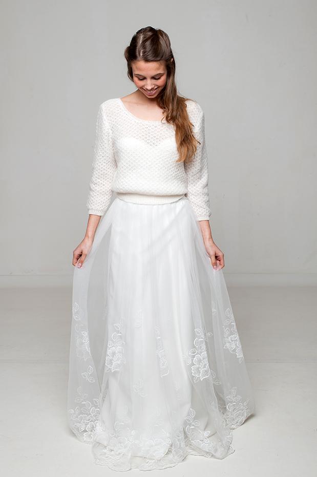 Perfekte Ergänzung zum Brautkleid