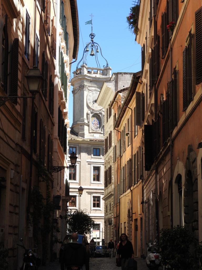 Tolle kleine Gassen in Rom